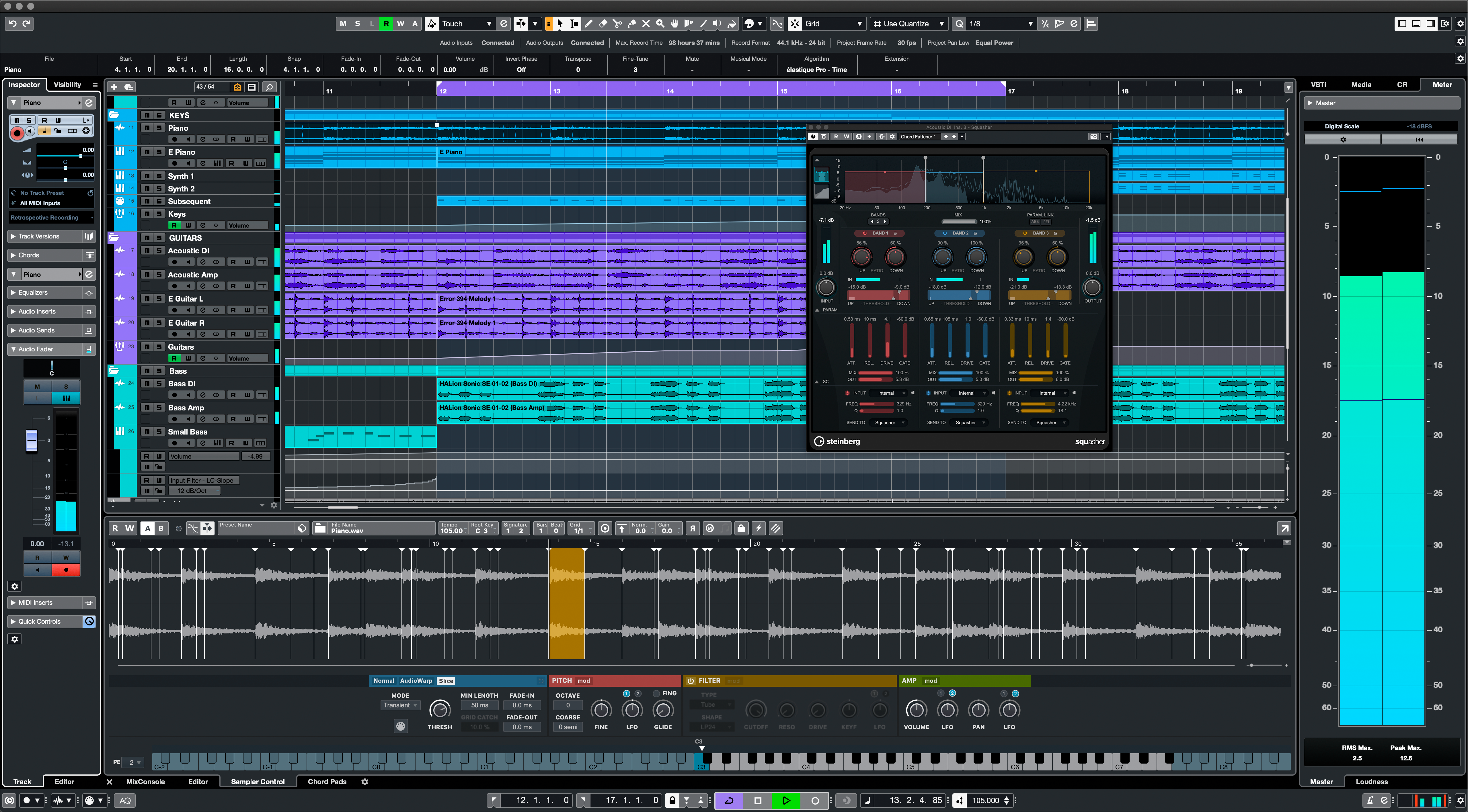 Try Cubase now for 30 days | Steinberg