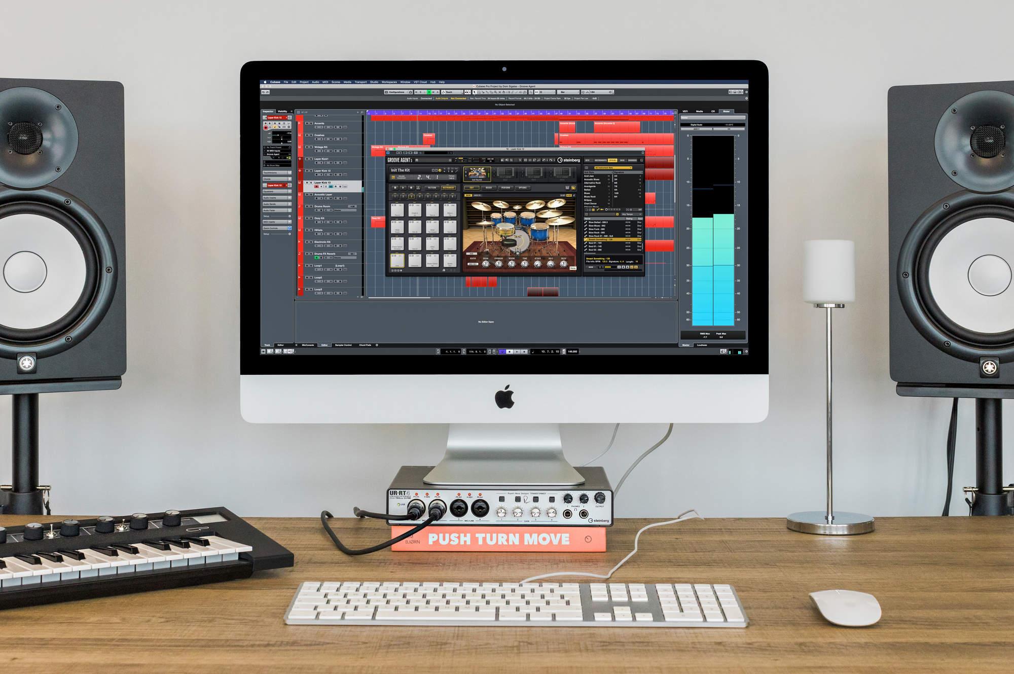 Steinberg Groove Agent 5 - 虚拟鼓手