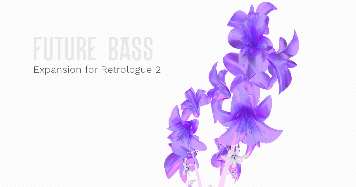 Future Bass: Retrologue expansion   Steinberg
