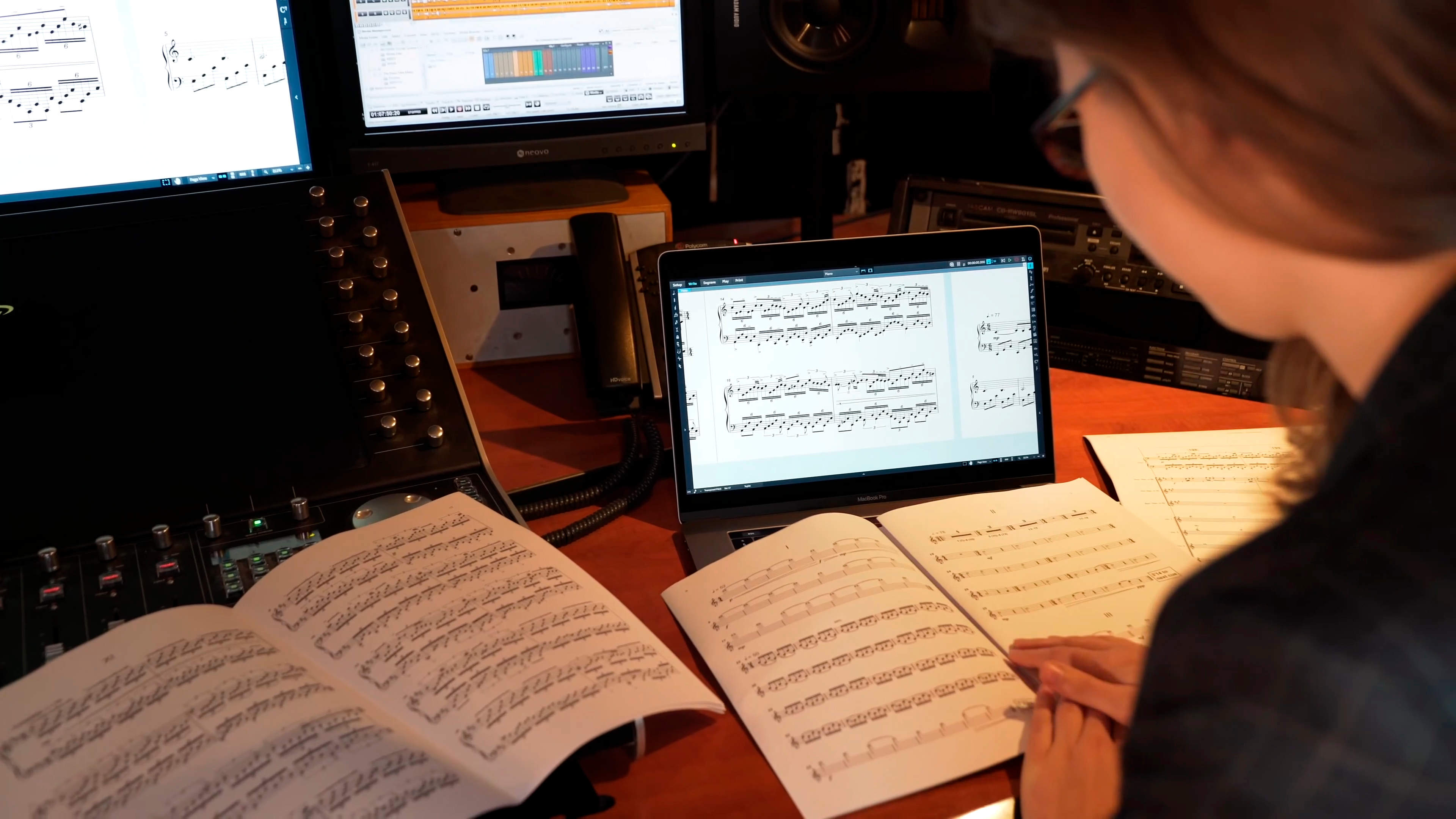 Music Notation Software - Write scores with Dorico   Steinberg