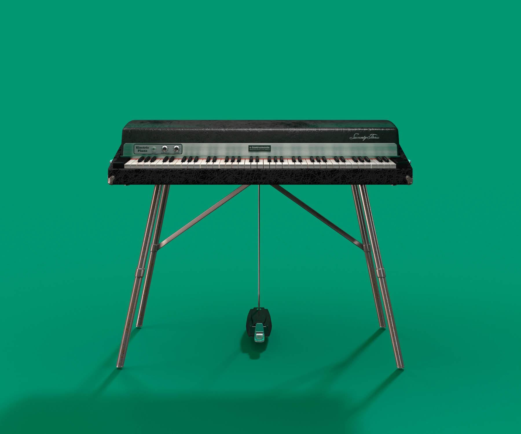 Vibrant: E-Piano Suite for HALion | Steinberg
