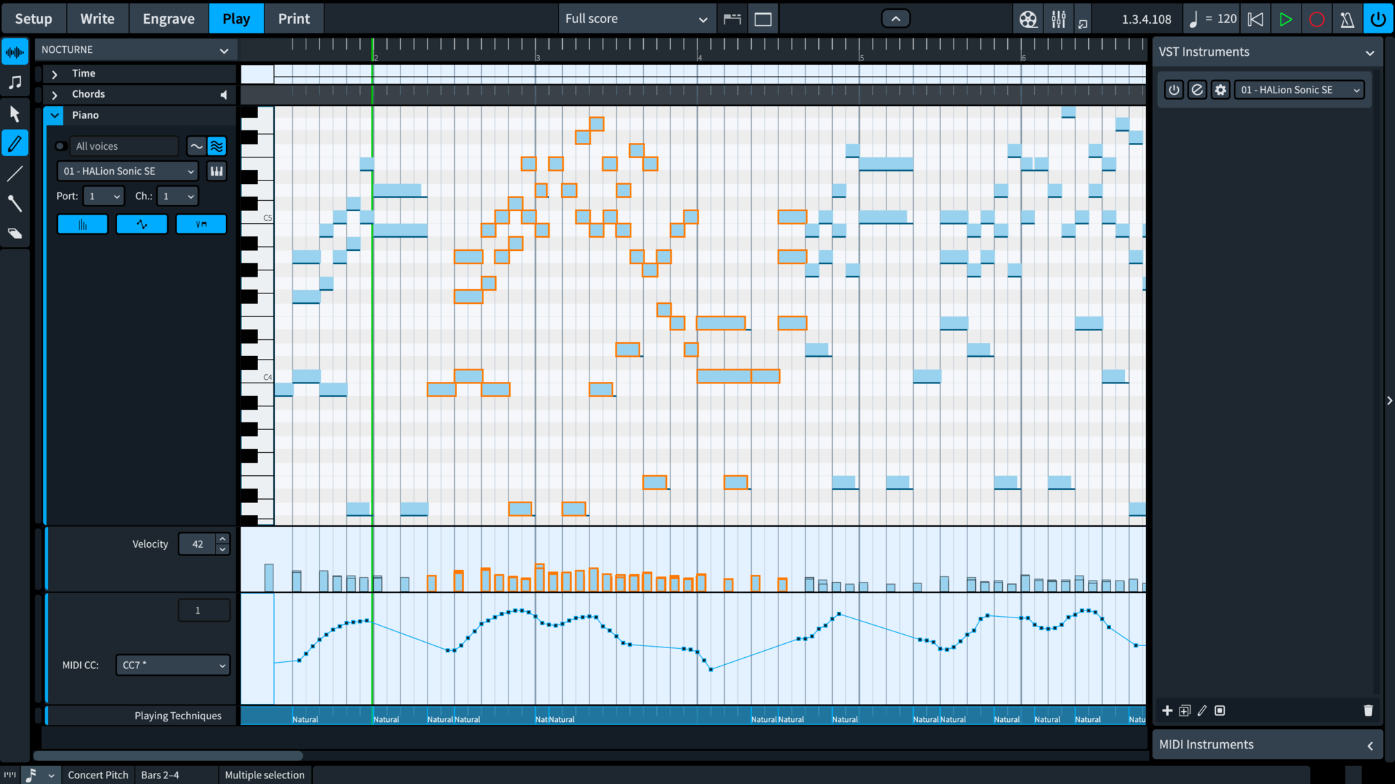 Compare the versions of Dorico: Elements and Pro | Steinberg