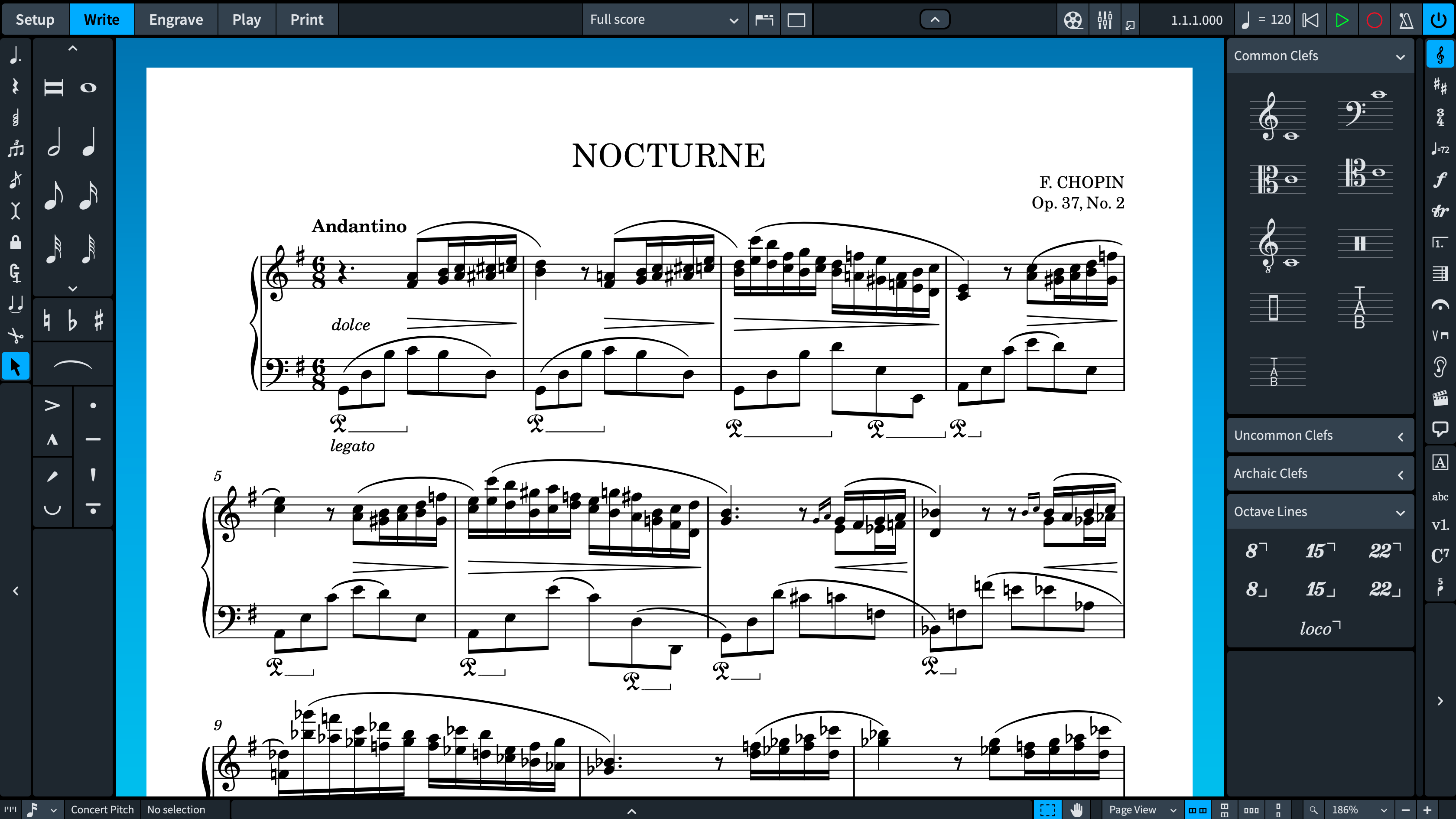 Music Notation Software - Write scores with Dorico | Steinberg